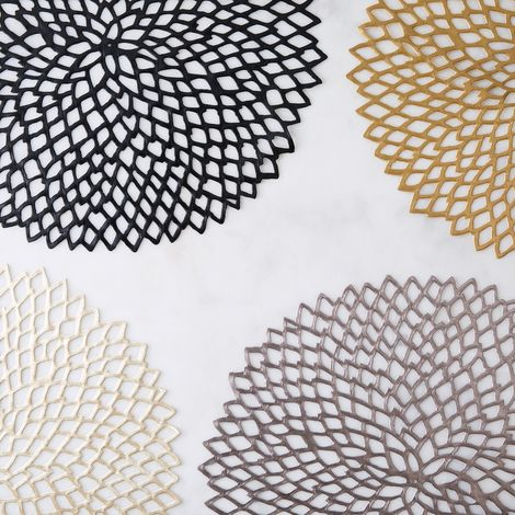 Dahlia Placemats (Set of 4)