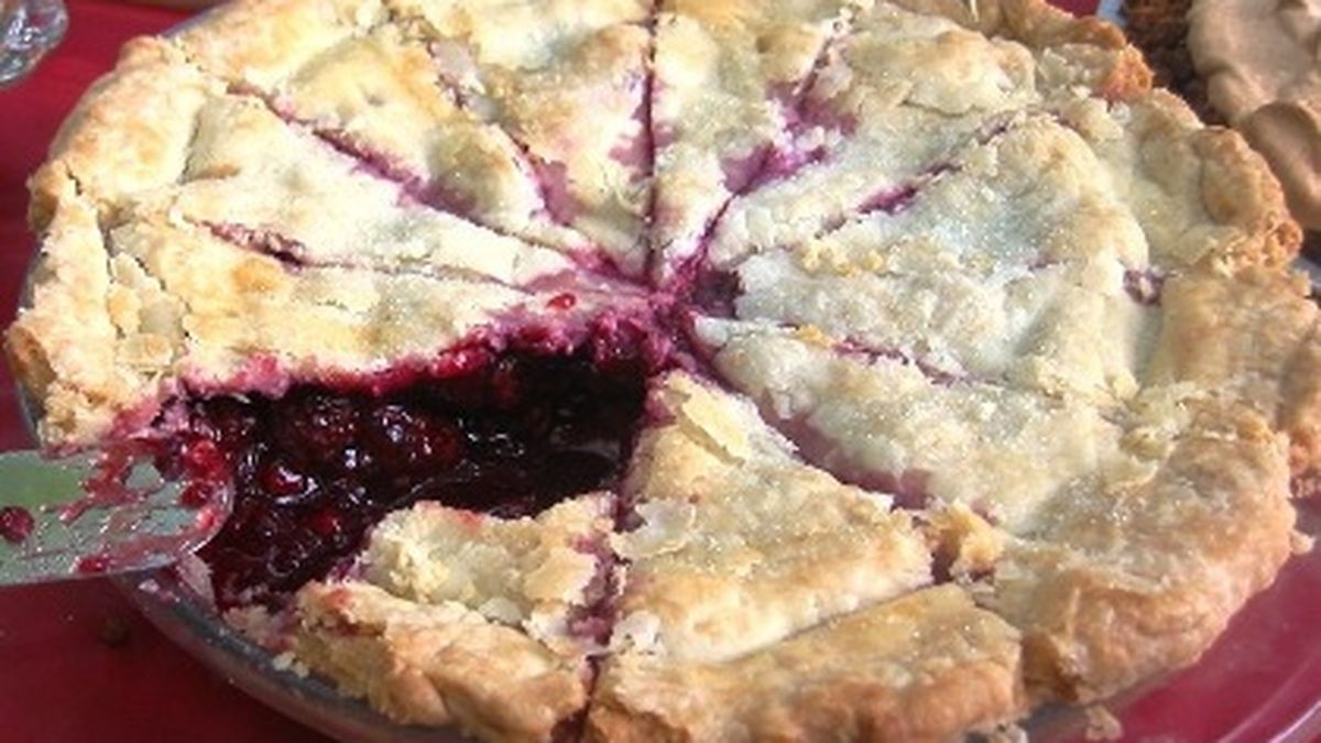 Blackberry Pie Pictures