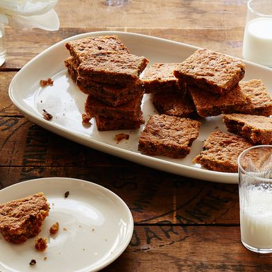 Blondies -- Gluten-Free and Completely Delicious by nishis