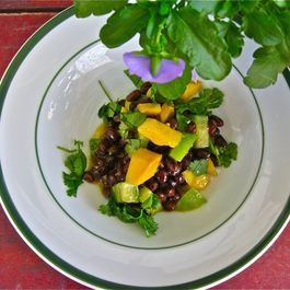 Mango & Black Bean Salad