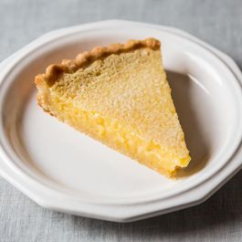 Lazy Mary's Lemon Tart