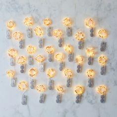 Mini Dew Drop LED Lights