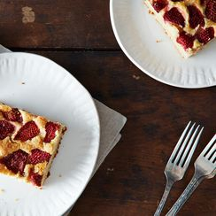 Like Strawberry Shortcake? You'll Love Strawberry Cake