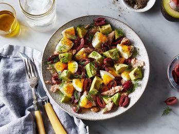 The Lowest Key Niçoise Salad (No Salad Leaf in Sight)