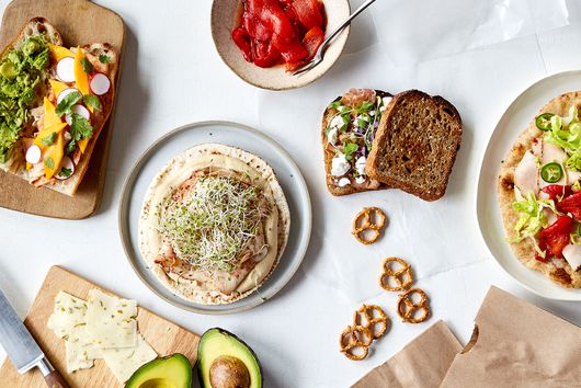 4 Bold Sandwiches for Your Workweek