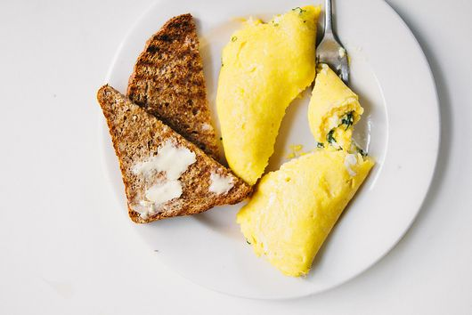 Dinner Tonight: A Classic French Omelette