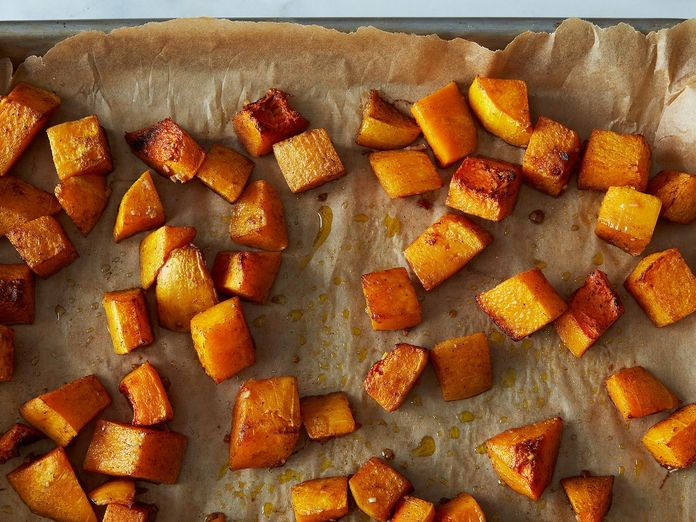 Roast 3 Butternut Squashes, Reward Yourself with a Week of Meals