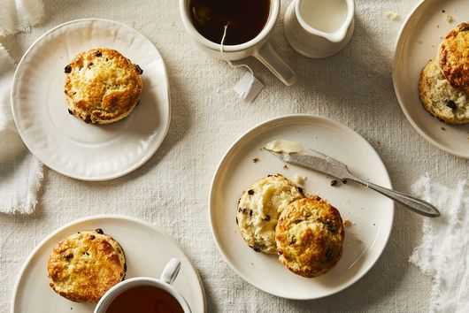 More Than 210,000 of These Iconic British Scones Get Served Every Year