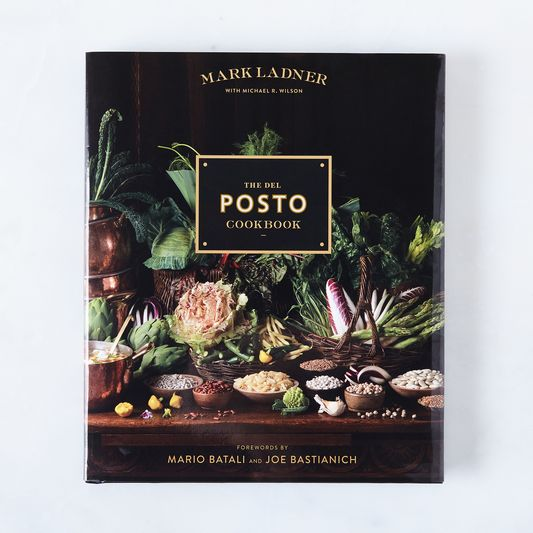 The Del Posto Cookbook, Signed Copy