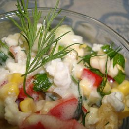Salads by Catherine King