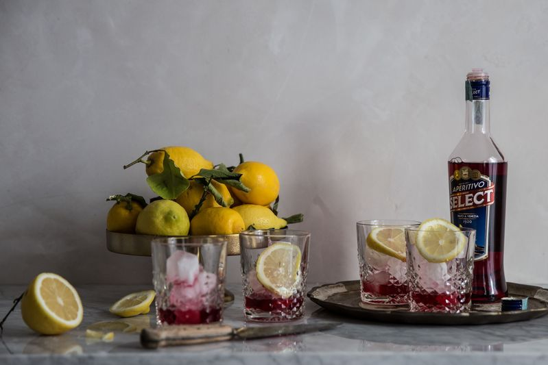 Classic spritzes are a cichetti's best friend.
