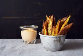 Too Many Cooks: The Perfect French Fry