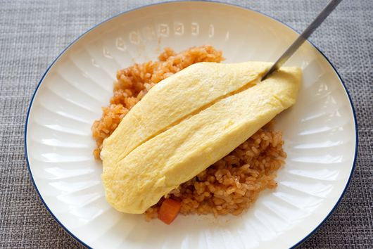 The Wonder of Omurice: Japan's Creamiest, Dreamiest Egg Dish