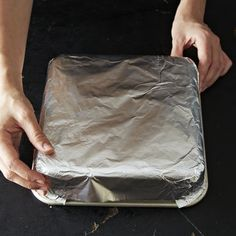 The Case for Lining Brownie Pans