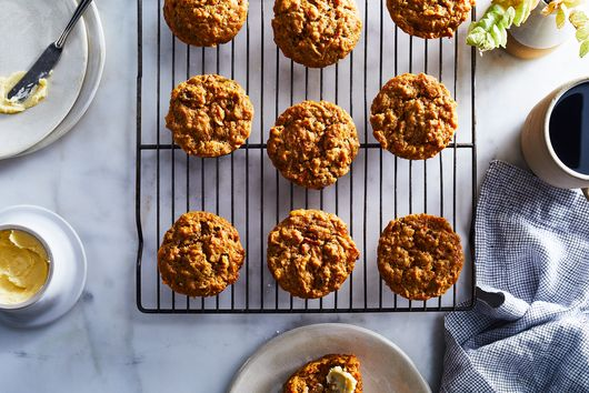 No-Recipe Morning Glory-Style Muffins to Free Up Your Mornings
