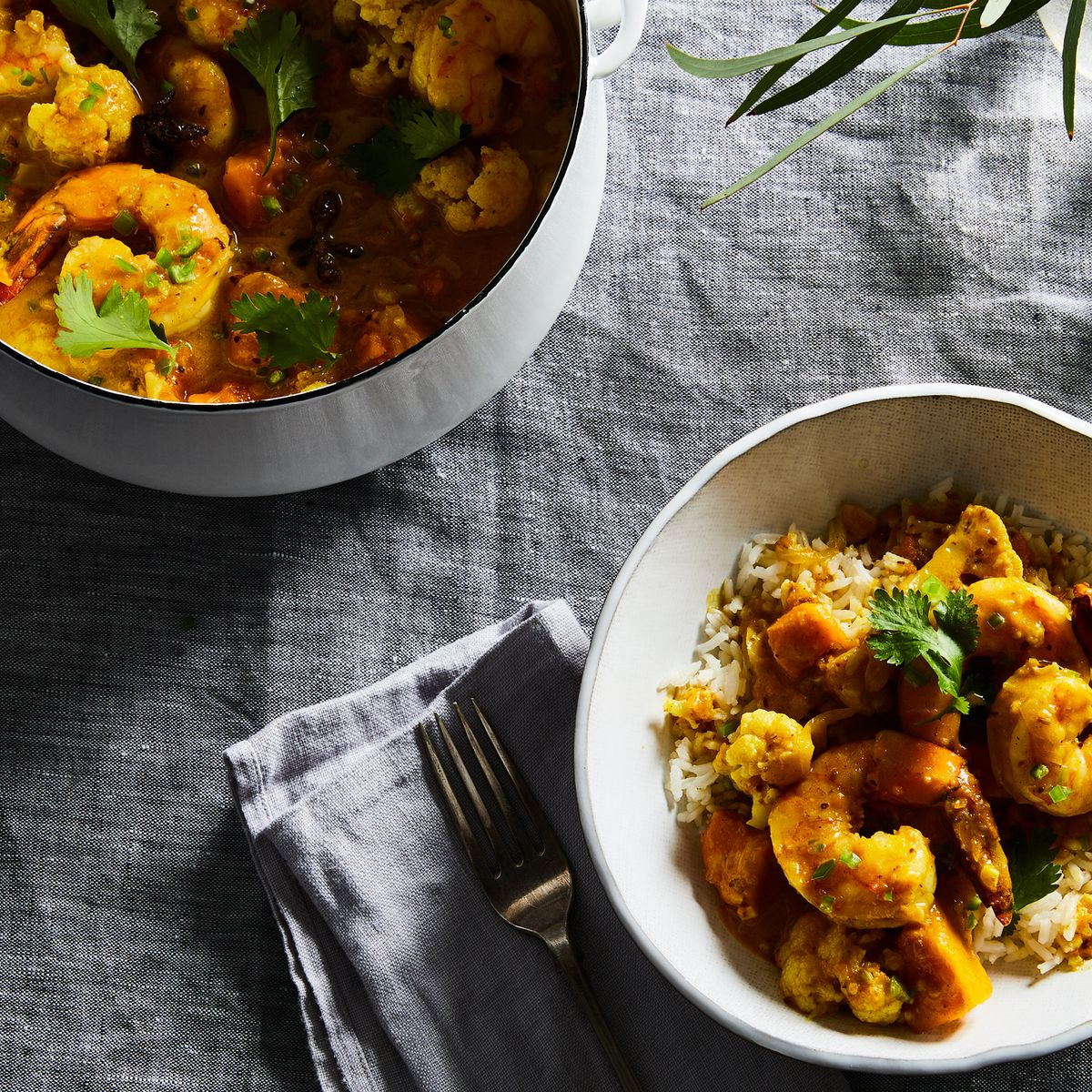 d70c0bf1853 A Speedy, Simple Shrimp (Or Any Shellfish) Curry
