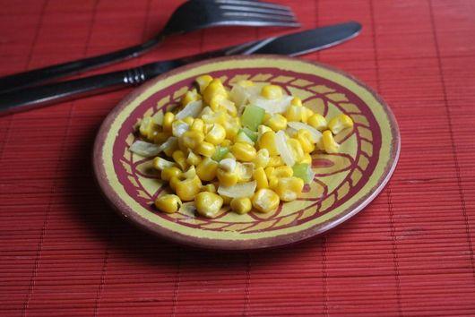 Simple Sauteed Corn