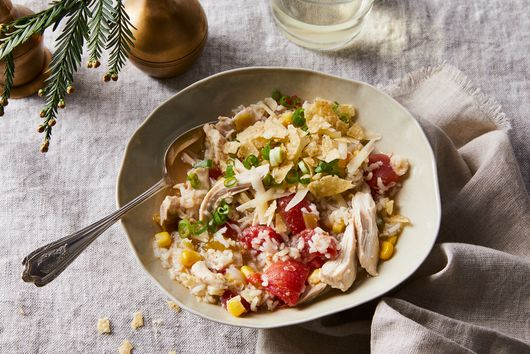 Susan Miglore's One-Pot Chicken Chile Soup