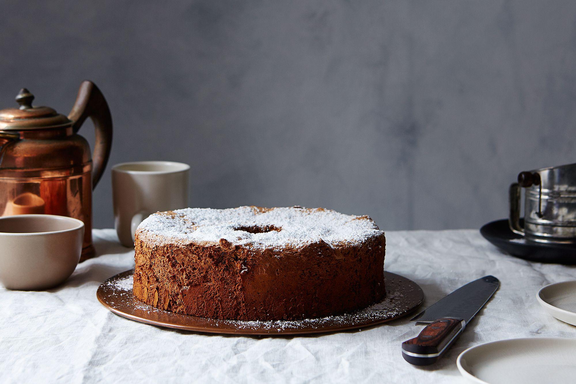Chocolate Nut Cake Passover