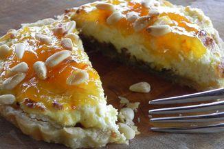 9773afd5 a1a2 4d78 a1f1 1c4b7313aabf  goat cheese tart with mango habanero jam