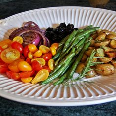 Peewee Summer Sicilian Style Salad