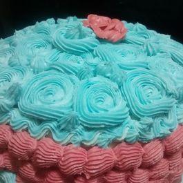 Watermelon cake by Karen