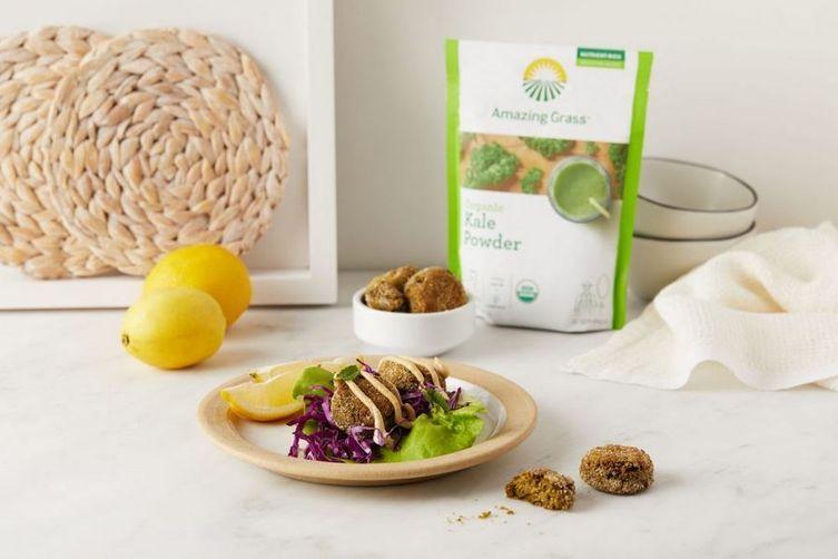 Kale Superfood Falafels