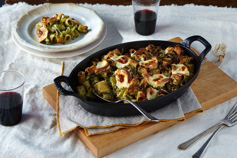 Mmmm, broccoli.