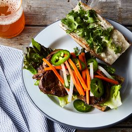 bahn mi by Marisa Avery