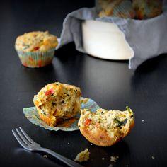 Spicy Breakfast Muffins