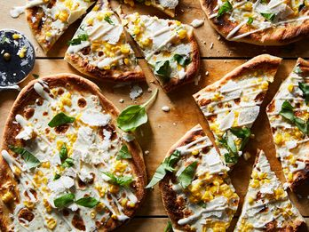 The Cheesy Corn & Ranch Pizza My Cousins in Korea Can't Get Enough Of