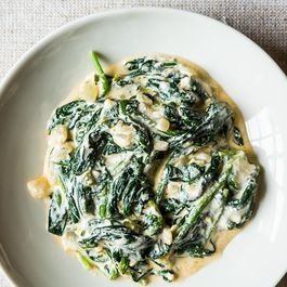 Better Than Creamed Spinach Spinach
