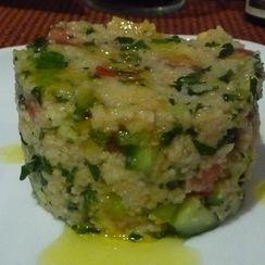 Couscous Tabouleh