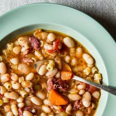 Pasta Fagioli-Hearty Bean Soup