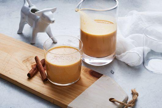 Squash n' Spice Milk
