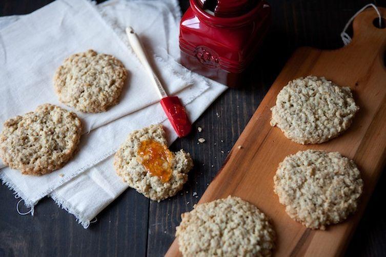 Scottish oatcakes recipe on food52