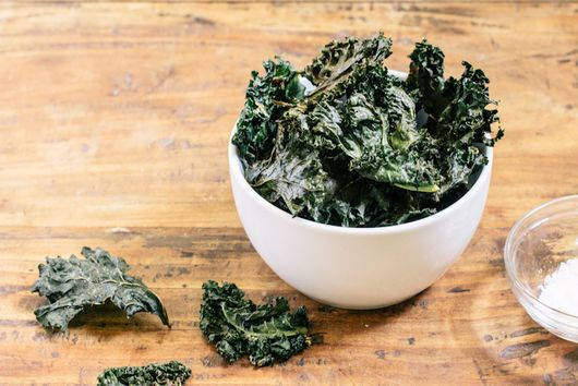 Easy Kale Chips