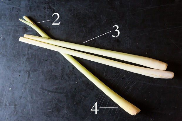 How to Use Lemongrass, from Food52
