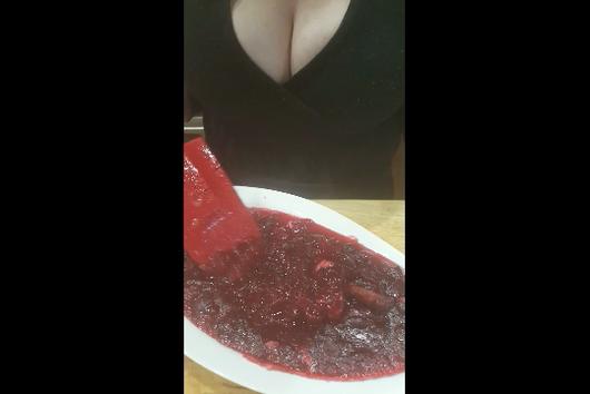 Sassy Cranberry Sauce