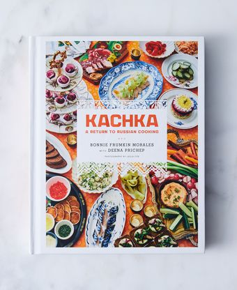Kachka: A Return to Russian Cooking