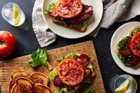 Bacon Fat BLT