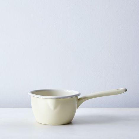 Enamel Milk Pan