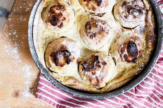 Baked-Apple Tart