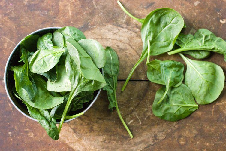 Spinach Sambar