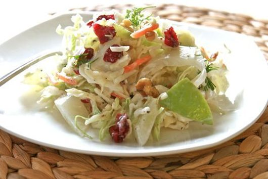 Paleo Fennel Apple Slaw from Paleoaholic.com