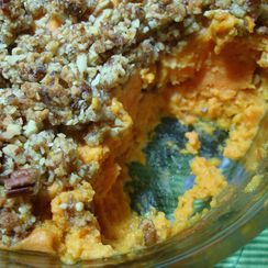 Sara's Sweet Potato Casserole
