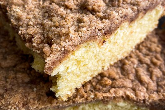 The Ultimate Crumb Snacking Cake
