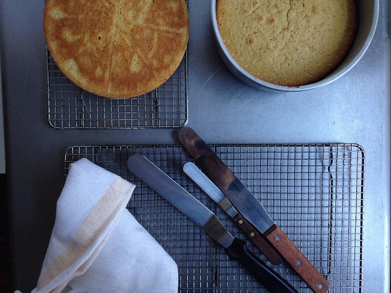 How to Frost a Cake on Food52