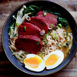 ramen by Erin Lisbeth