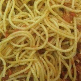 spaghetti by Bill Bailey